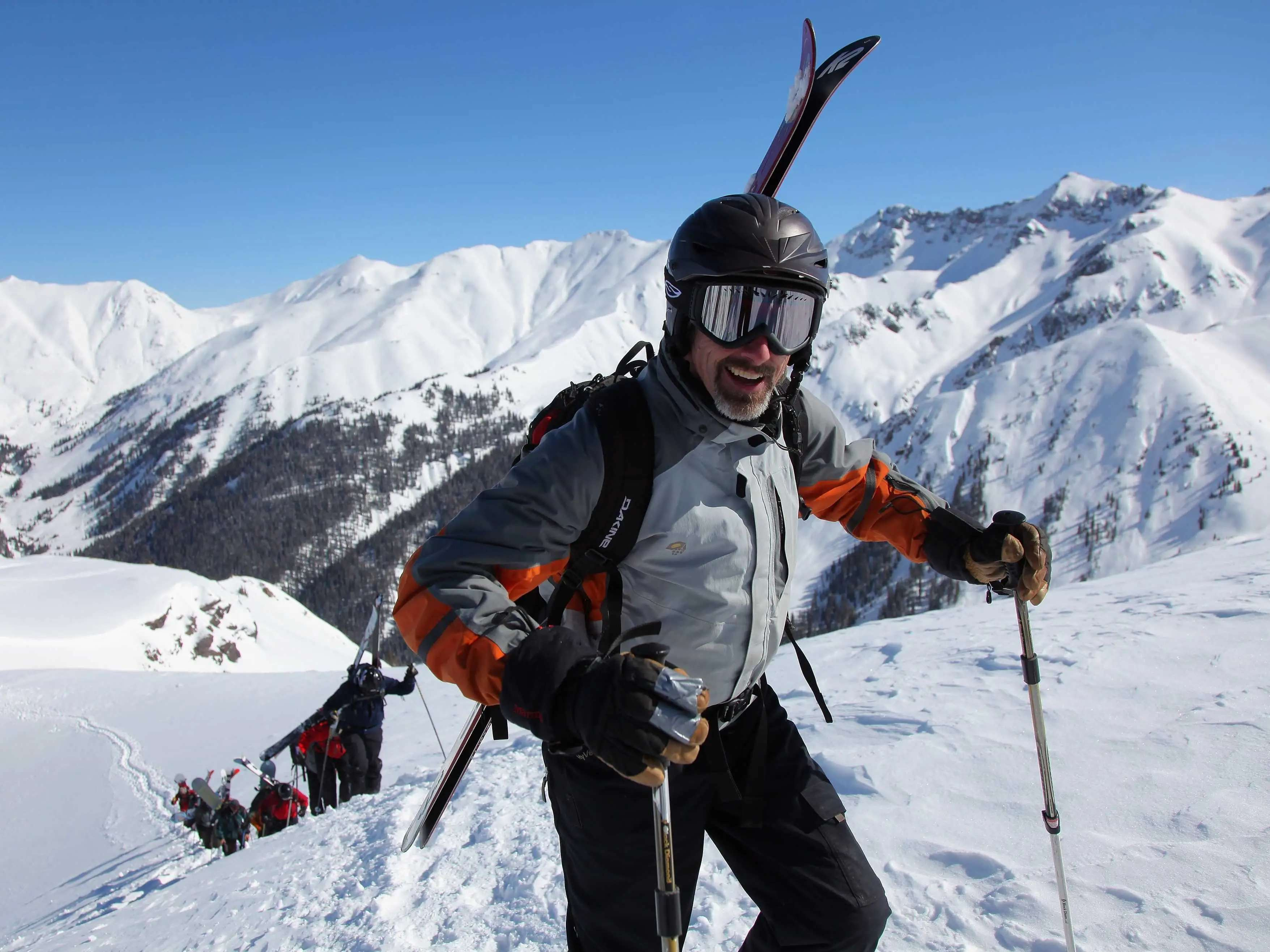 Q: How many skis are rented each year?