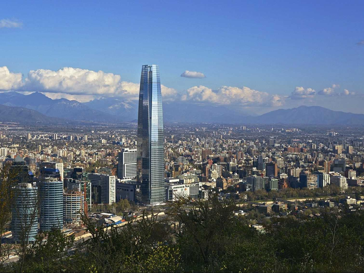 Santiago, Chile, has lower corruption rates than anywhere else in South America and is launching initiatives like Startup Chile, making it one of the most entrepreneur-friendly cities in the world.