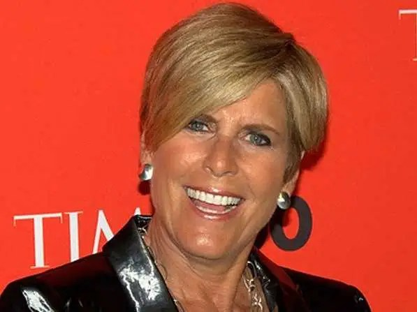Personal finance guru Suze Orman lived out of her van for four months in 1973.