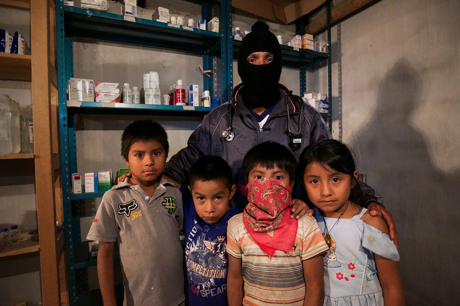Each community runs its own medical center that is partly funded through the profits from coffee and banana cooperatives, as well with the proceeds from the local Zapatista-run corner store. Recreational drugs are totally shunned, as is alcohol. Commerce in guns, as well as illegal firewood, is forbidden as well.
