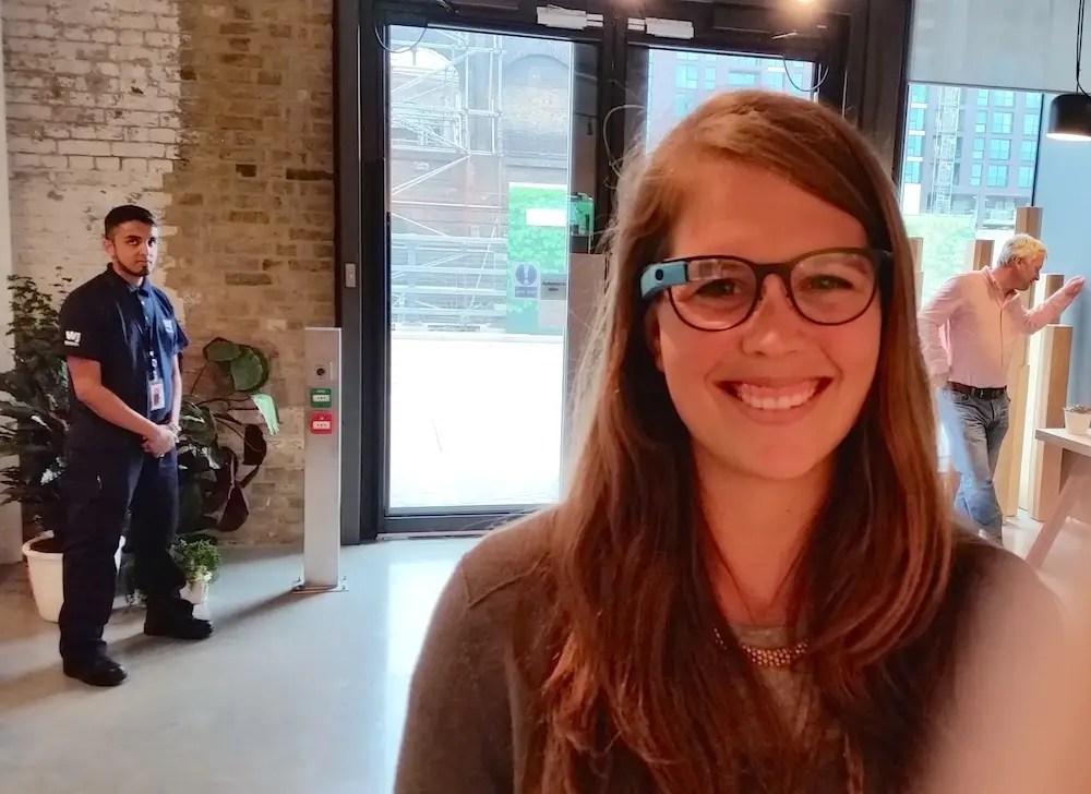 Google Glass 6