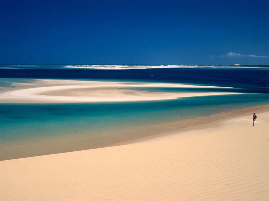5. Bazaruto Archipelago, Mozambique