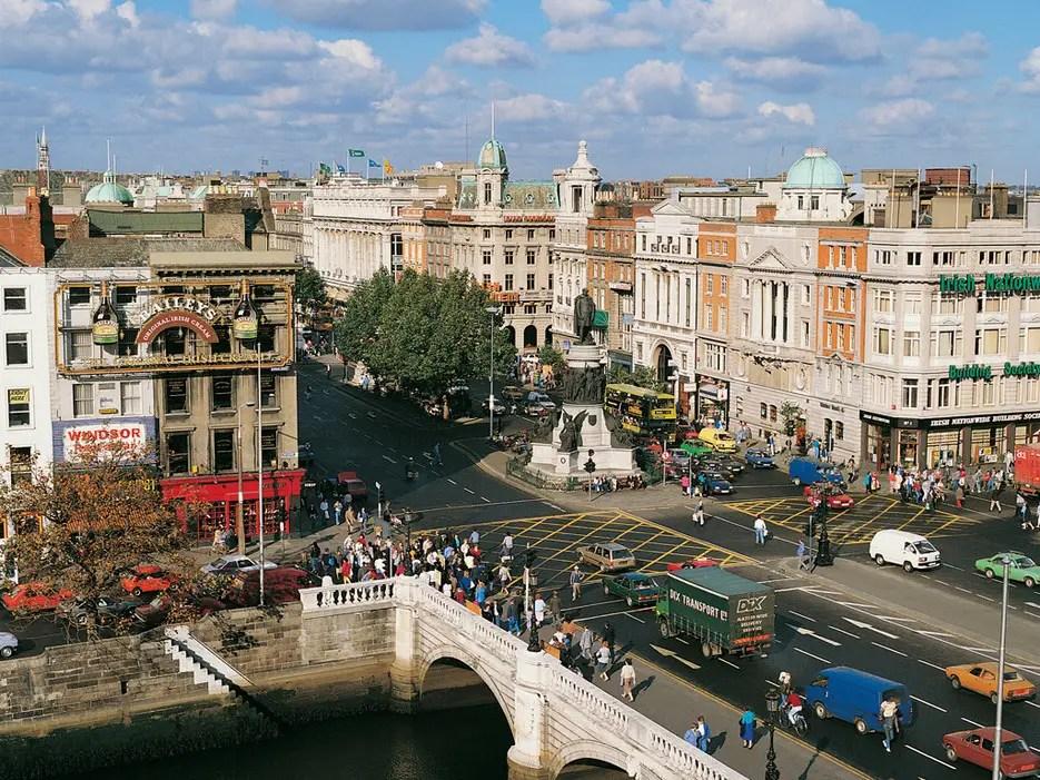5. Dublin, Ireland