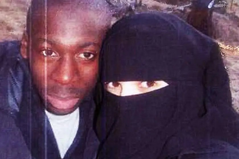 Hayat Boumediene and Amedy Coulibaly.