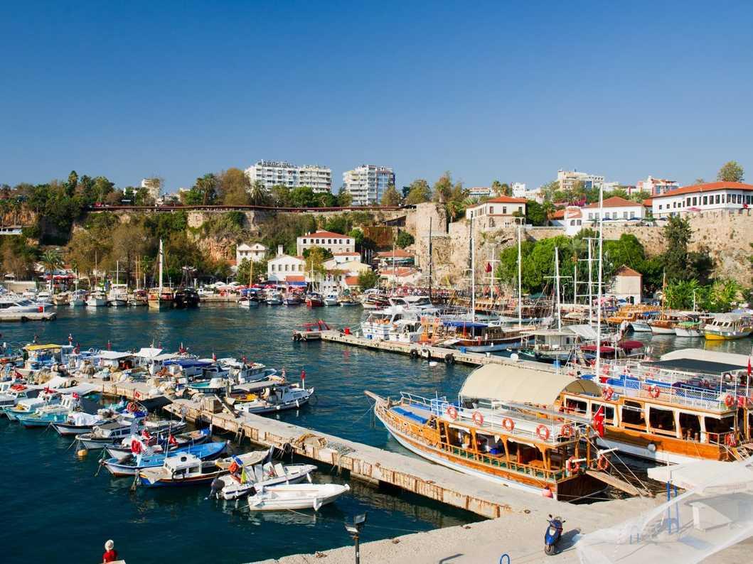 No. 10 Antalya, Turkey: 11.1 million visitors