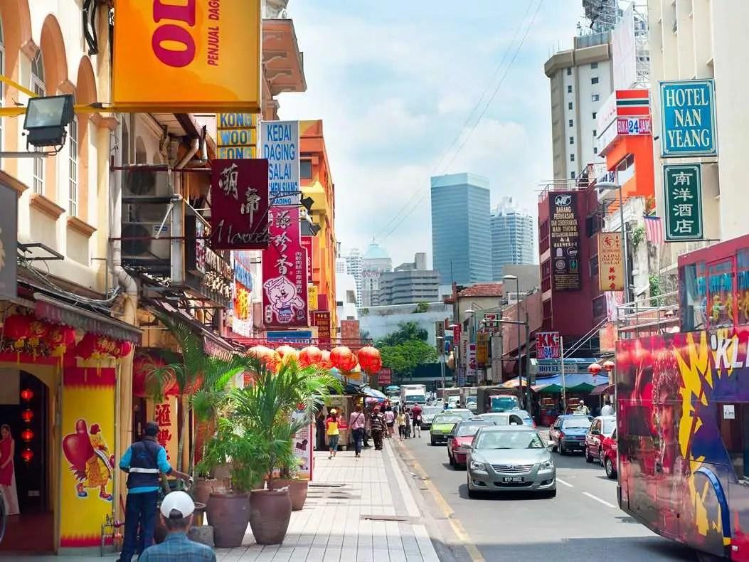 No. 9 Kuala Lumpur, Malaysia: 11.2 million international visitors