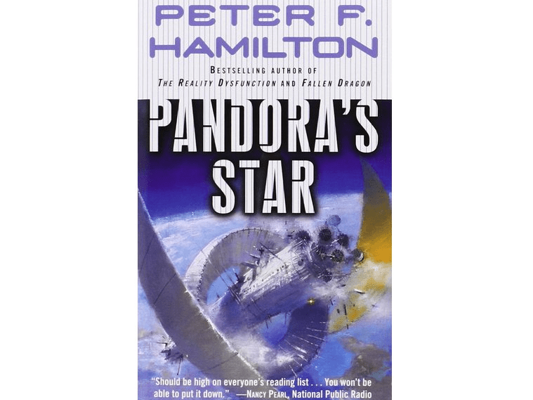 science fiction book pandora's star