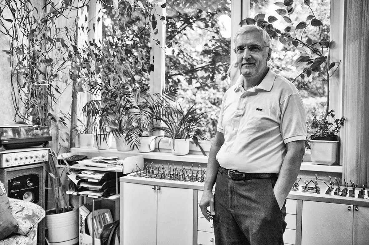 """Sergey, age 60. Profession: Engineer. Passion or Dream: """"I like photography and traveling."""""""
