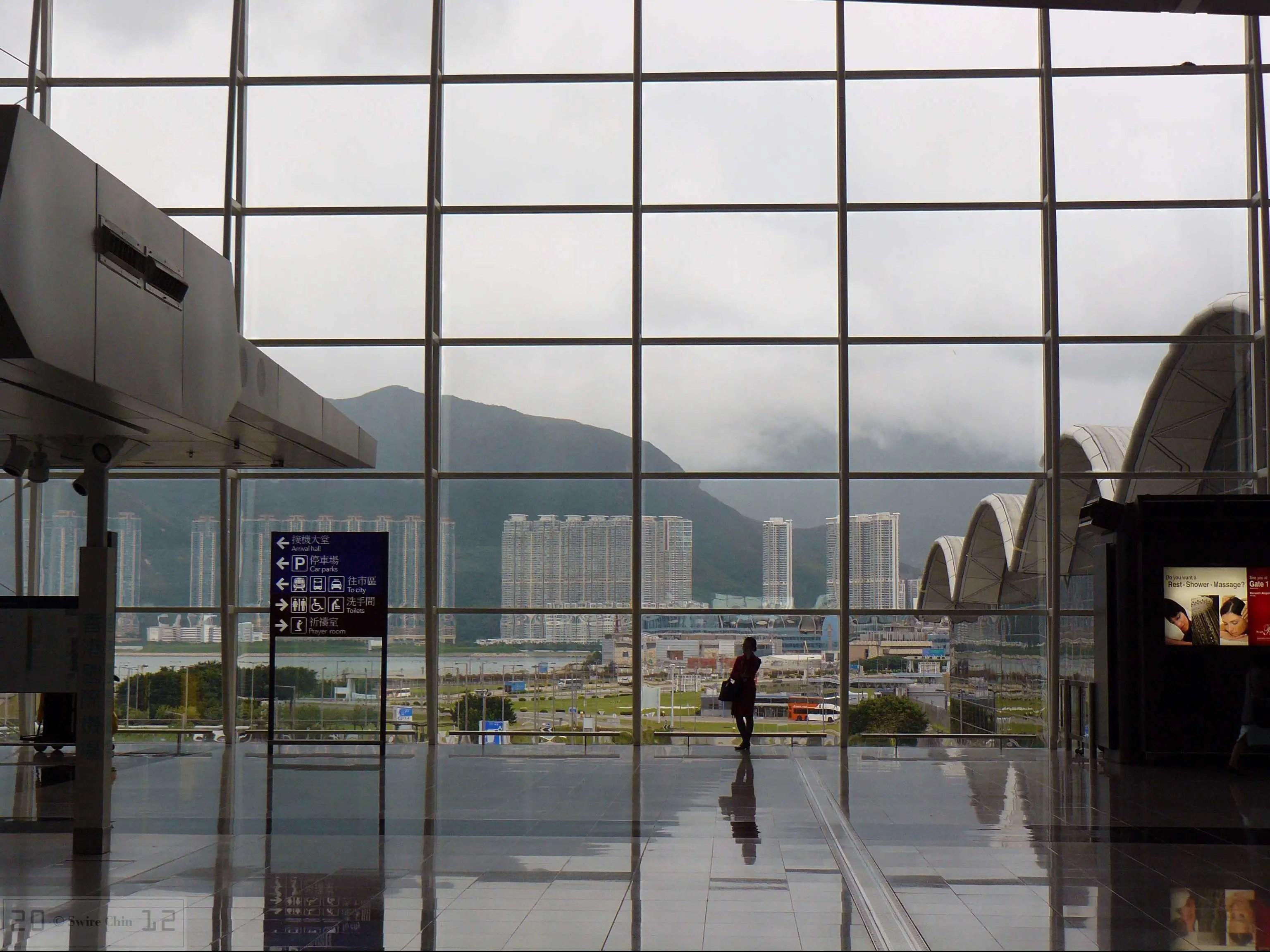 4. Hong Kong International Airport (HKG)