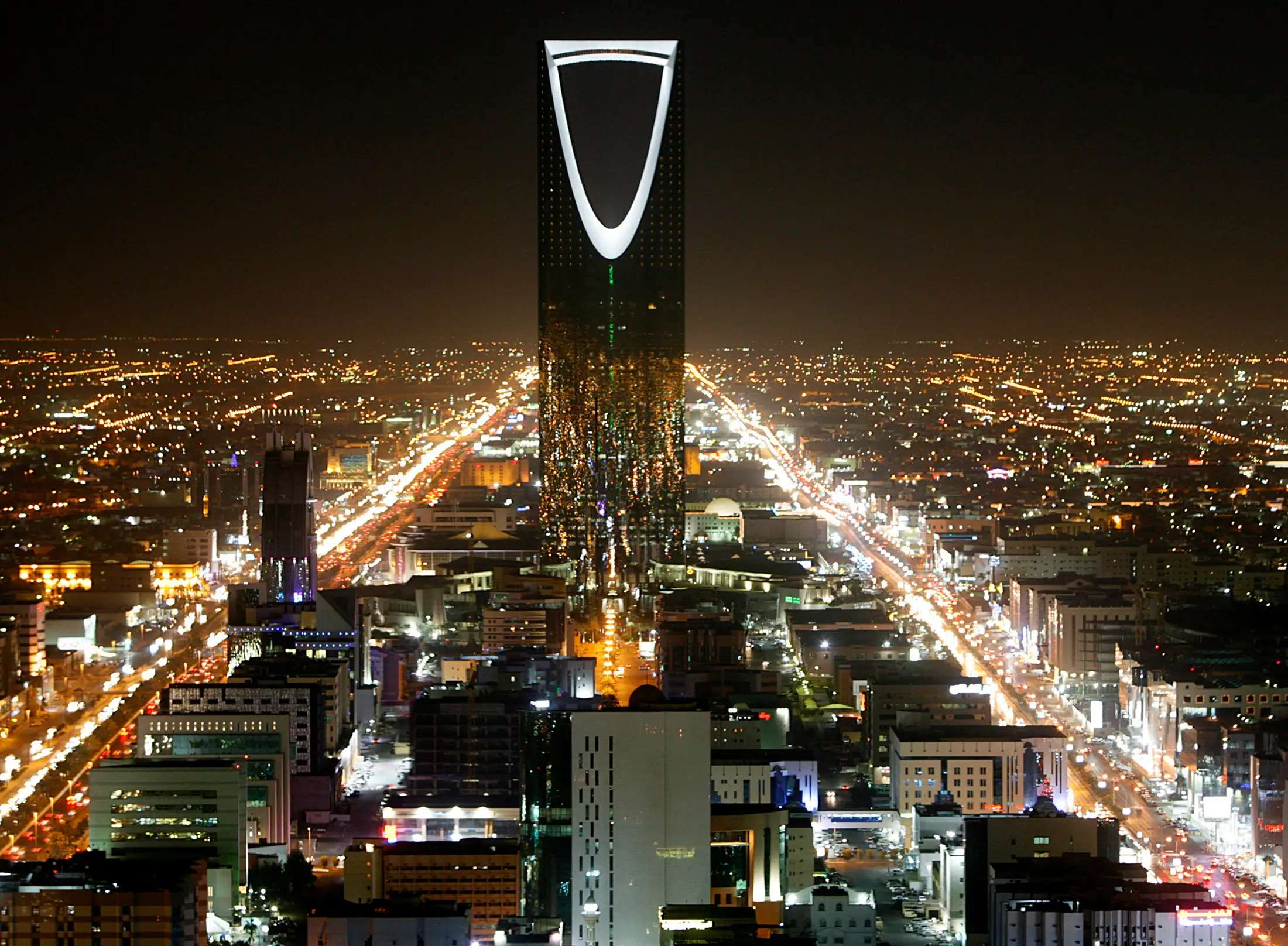 1. RIYADH — Saudi Arabia's capital is by far the most improved financial centre on the list, rising by an astonishing 55 spaces since 2010, as the city prepares to open its financial markets to foreigners.