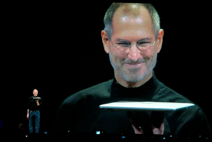 Image result for To follow Steve Jobs's professional line in offers follow these tips