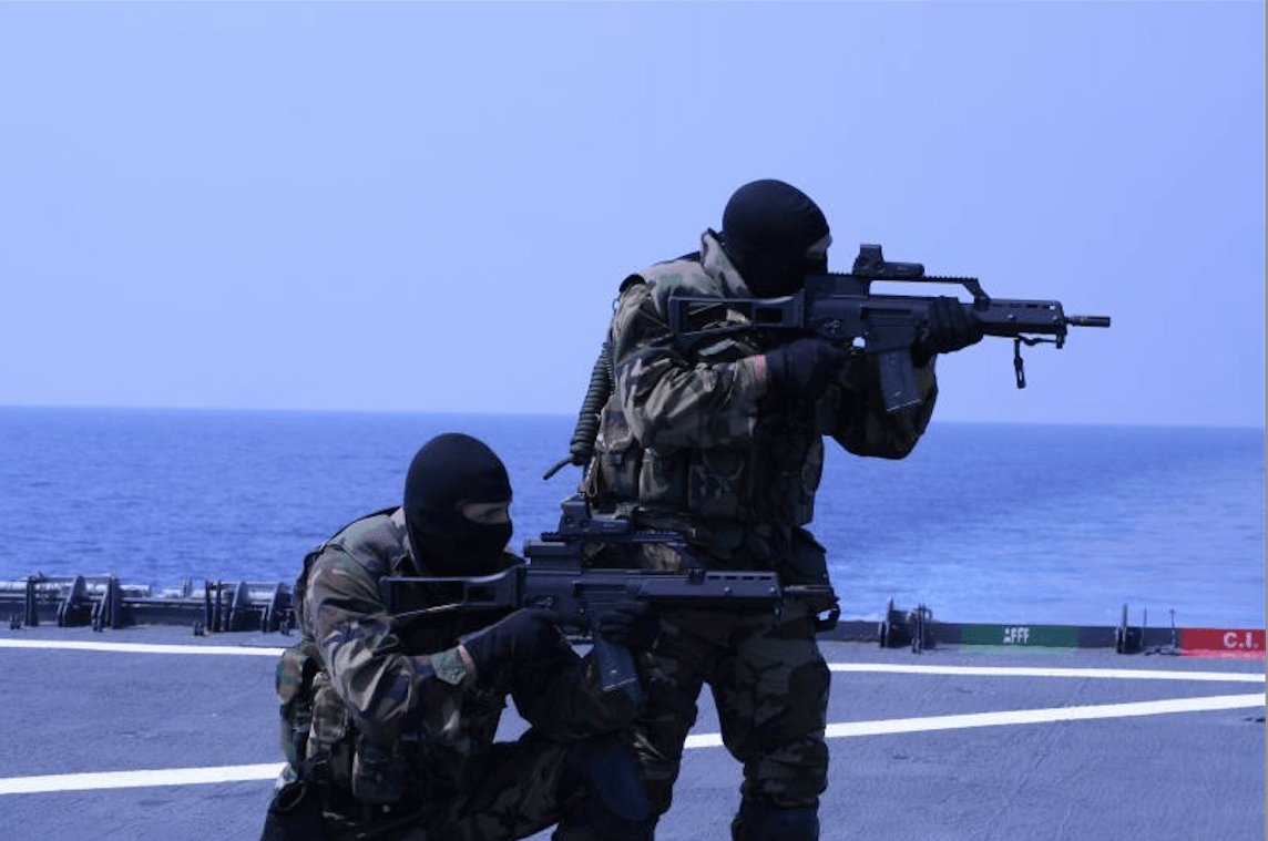 7. Spain's Unidad de Operaciones Especiales — or the Naval Special Warfare Force, as it has been known since 2009 — has long been one of Europe's most-respected special forces. Established as the volunteer Amphibious Climbing Company unit in 1952, it has since become an elite fighting force.