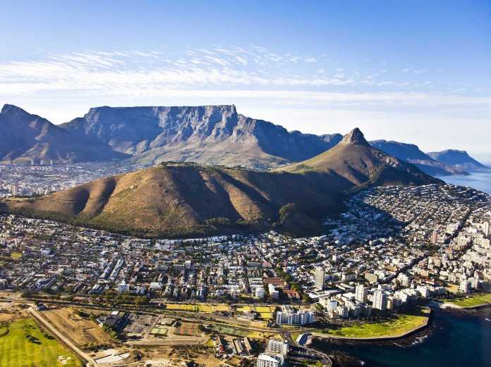 9. Cape Town, South Africa