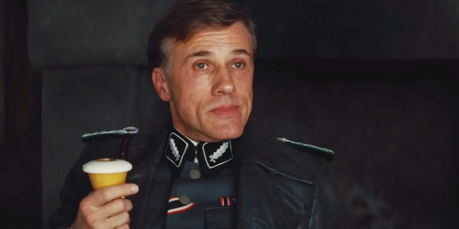 Image result for inglourious basterds jew hunter scene