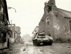 ww2 world war 2 wwii M-10 tank