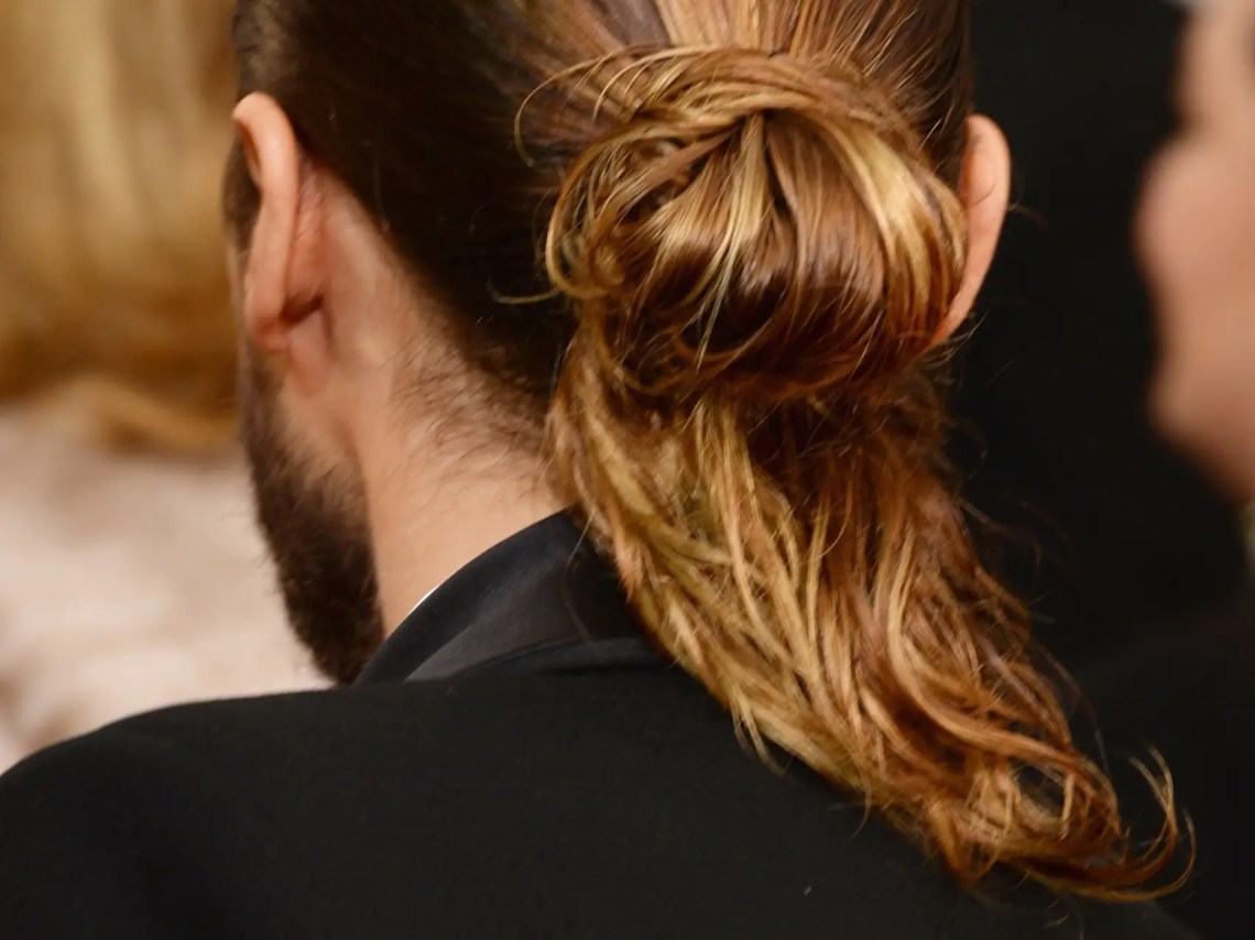 "Mullets and ponytails are just two of the ""western men's hairstyles"" that are banned in Iran."