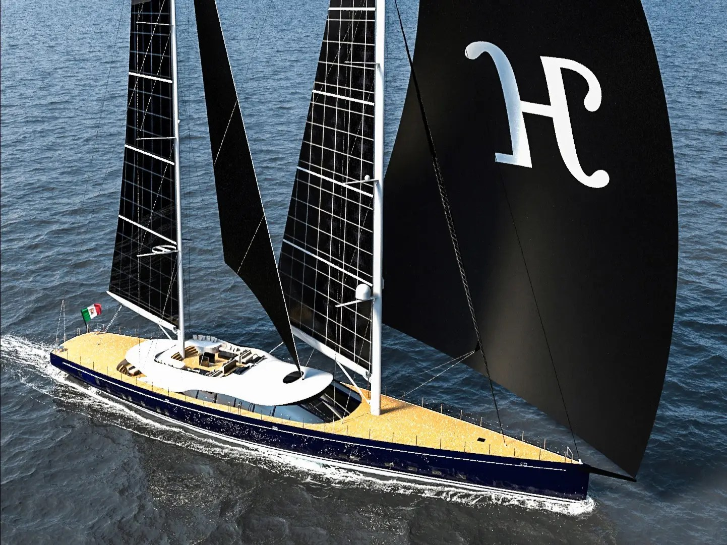 Step Aboard The Helios An Award Winning Yacht With A