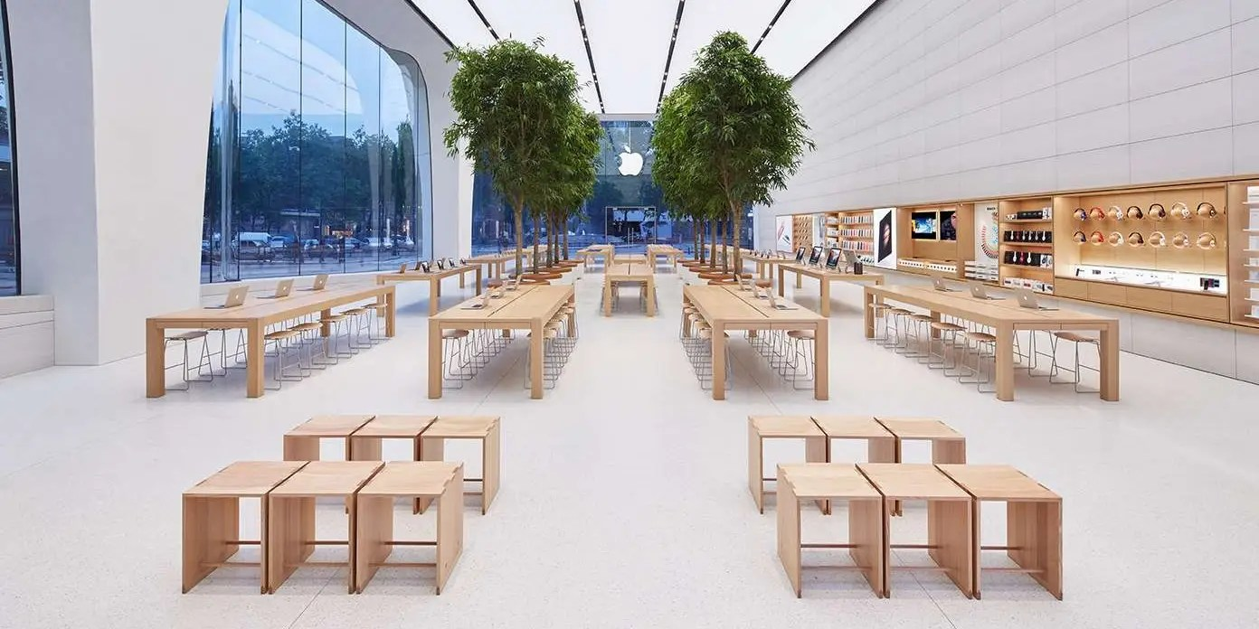 Apple Store By Jony Ive PHOTOS Business Insider