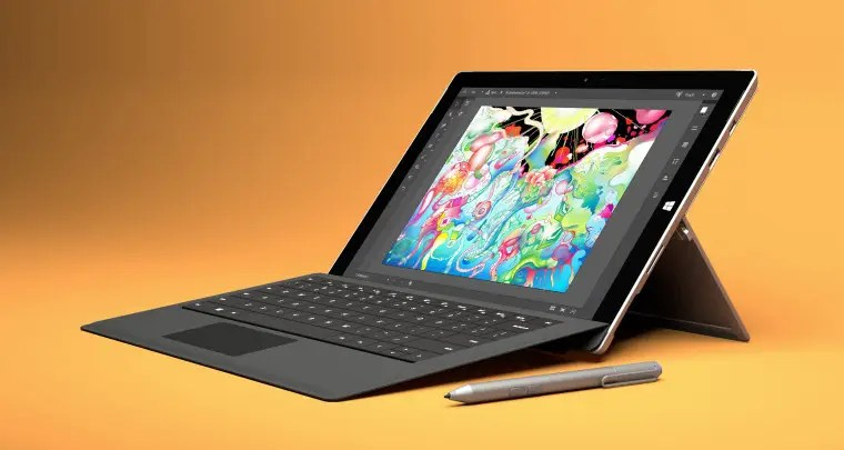 A new Surface Pro 4.