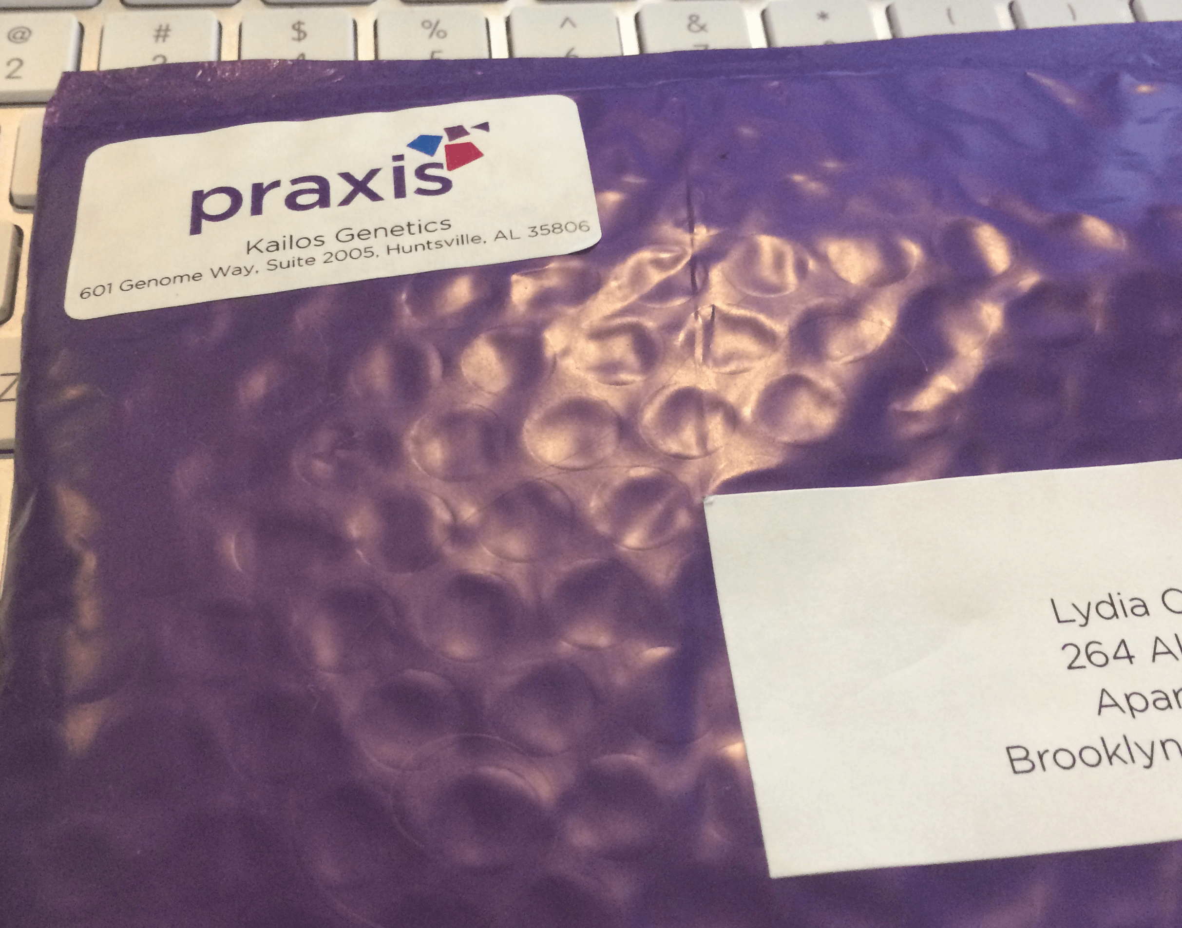 praxis envelope crop