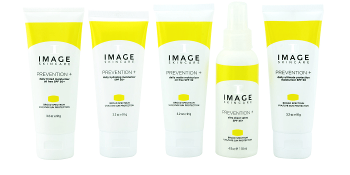 A year's worth of skincare products from Image Skincare