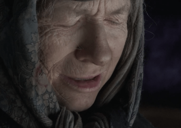 At 72, Agafia is spry and energetic. But living in the harsh Siberian wilderness by herself is incredibly difficult.