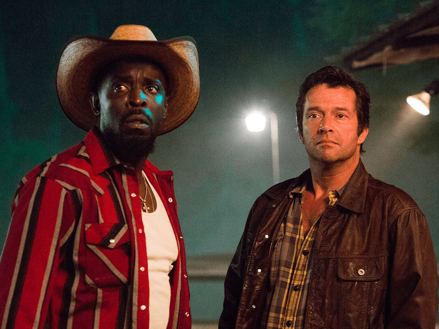 "No. 17. ""Hap and Leonard"" Season 1 (Sundance)"