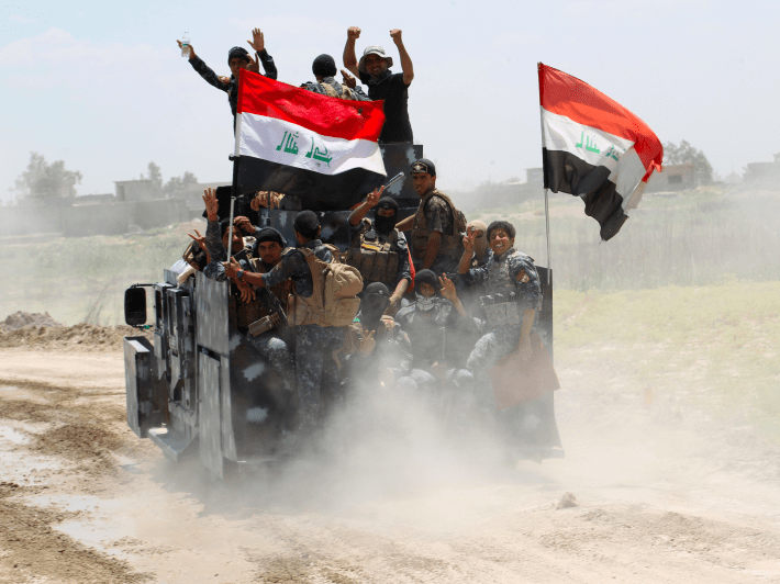 14. Iraq — That Iraq features high on Verisk Maplecroft's list is unsurprising given the numerous conflicts that have ravaged the country in recent years. First the US-led war in Iraq, and more recently the rise of ISIS, have caused havoc in the middle eastern nation.