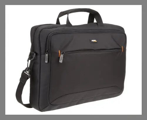 A laptop bag