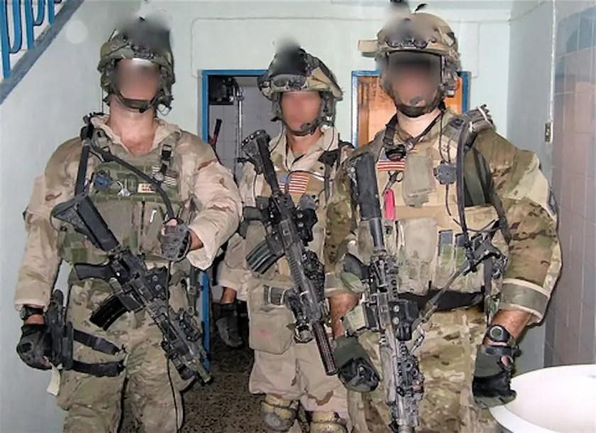 1. Task Force 88/Task Force Black