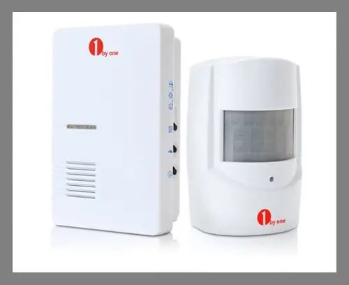 A motion detector