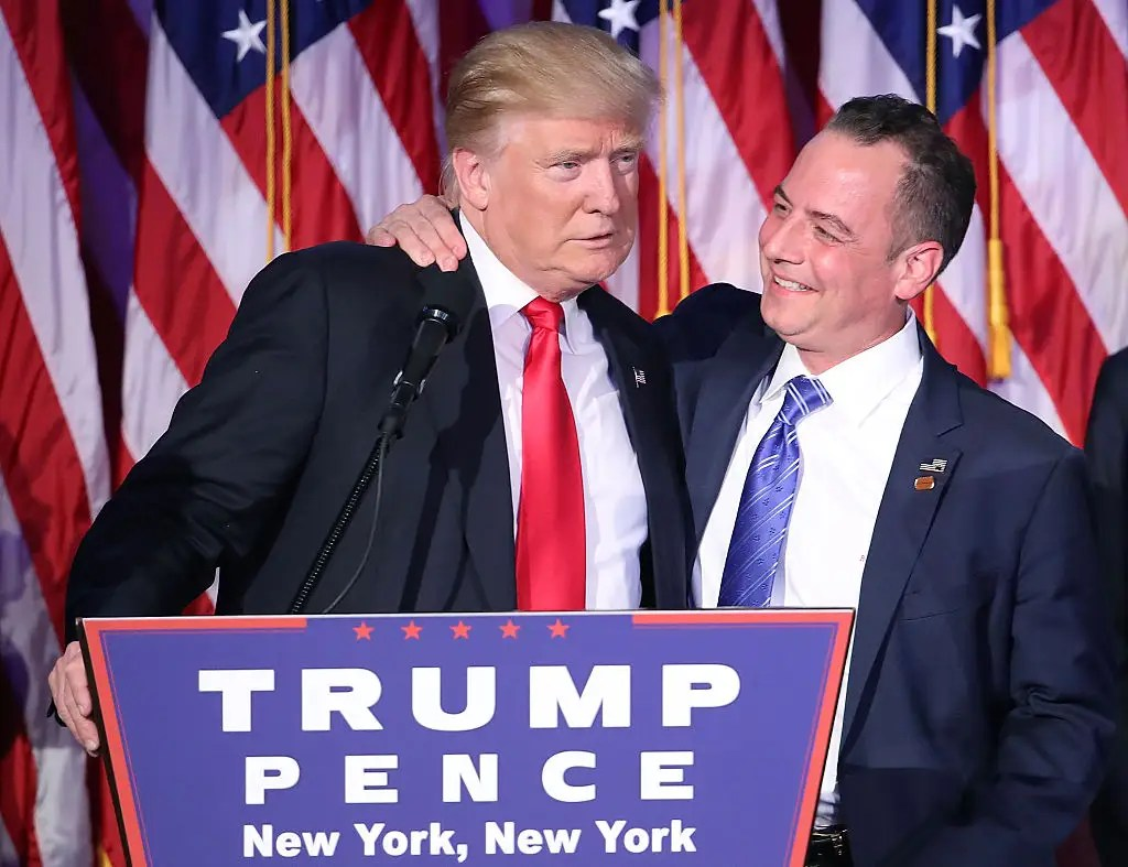 Presidential Memorandum, January 20: Reince's regulatory freeze