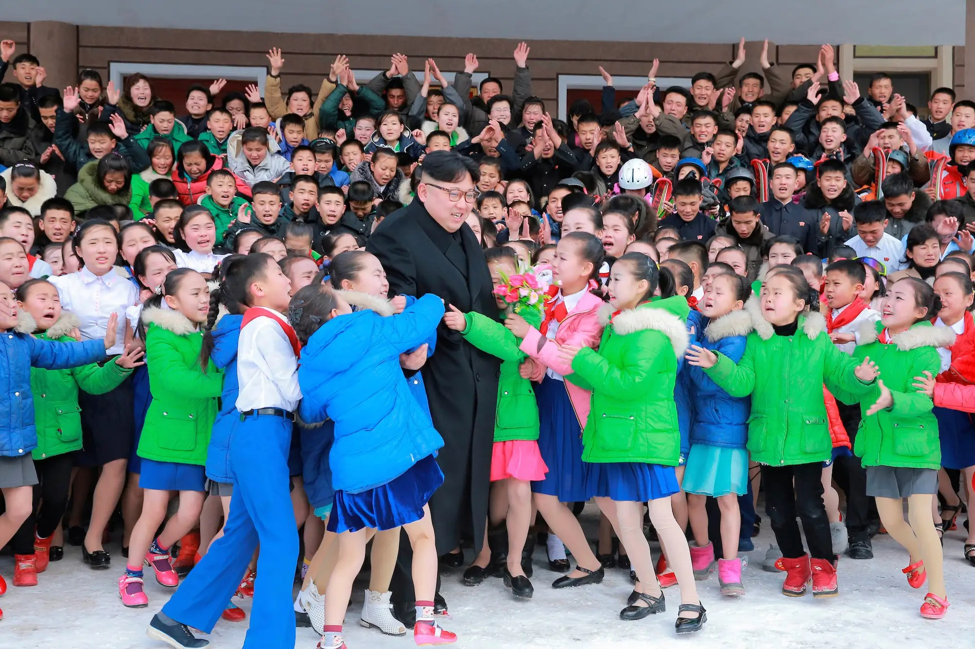 2. Kim Jong-un, who succeeded his father as supreme leader of North Korea in 2011, is just 33. He has continued to brutally repress opposition within the closed-off country and escalate testing of its nuclear missiles.