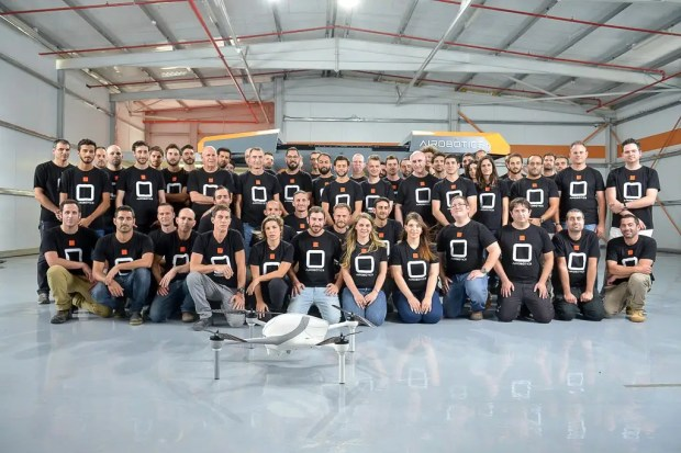 9. Airobotics — surveillance and industrial drones