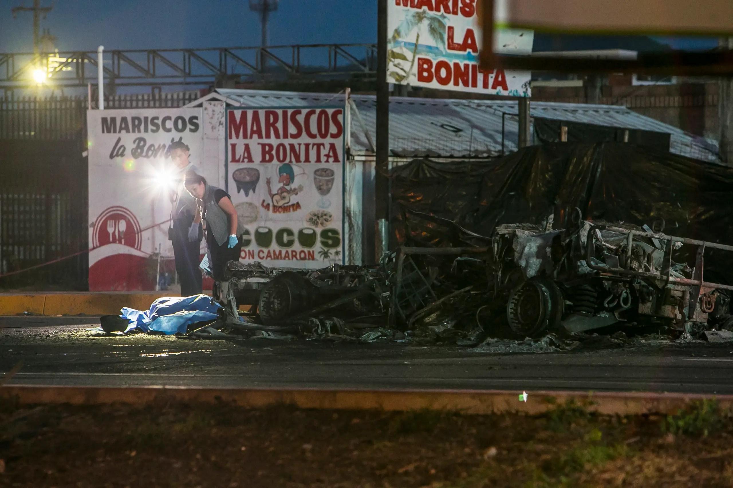 Culiacan Sinaloa attack narco violence cartel Mexico