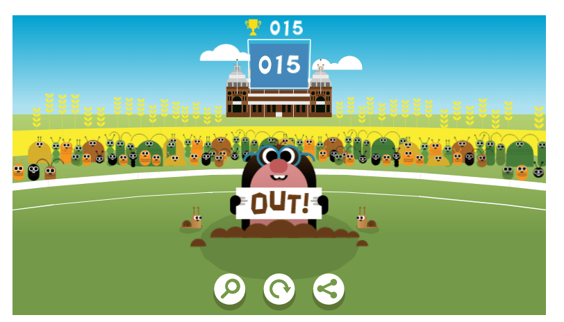 Google Cricket