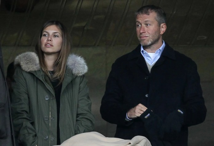 Roman Abramovich and Dasha Zhukova, 2010 Oligarch Roman Abramovich just split with his wife of 10 years Oligarch Roman Abramovich just split with his wife of 10 years alexander 20fyodorov epsilon gettyimages 105700984