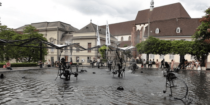 9. Basel, Switzerland