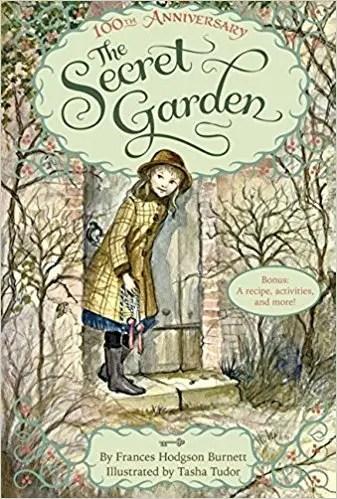 'The Secret Garden' by Frances Hodgson Burnett