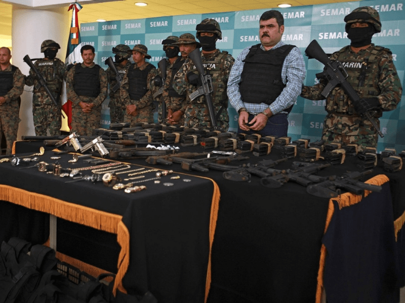 gulf cartel arrest