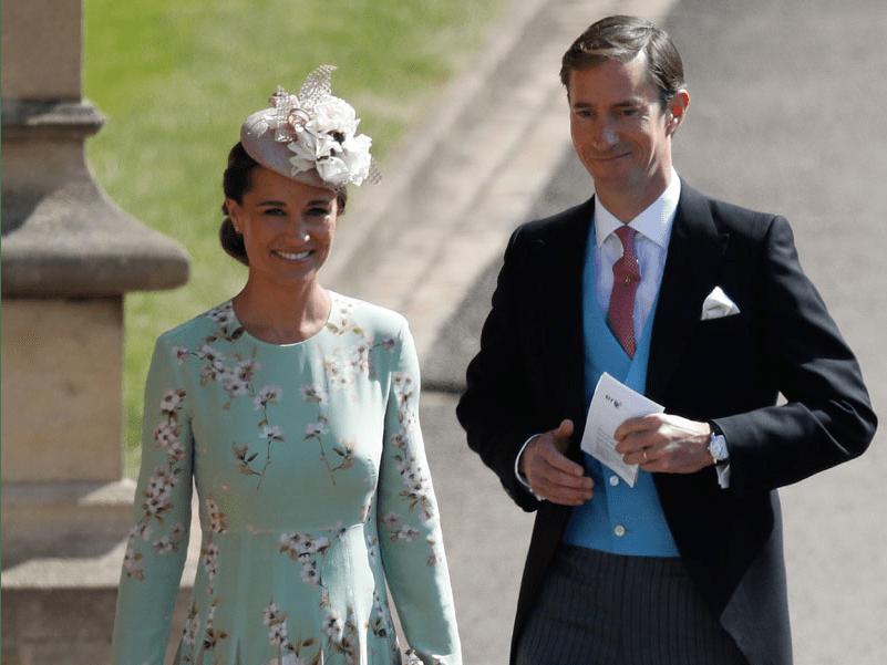 pippa middleton royal wedding 2018