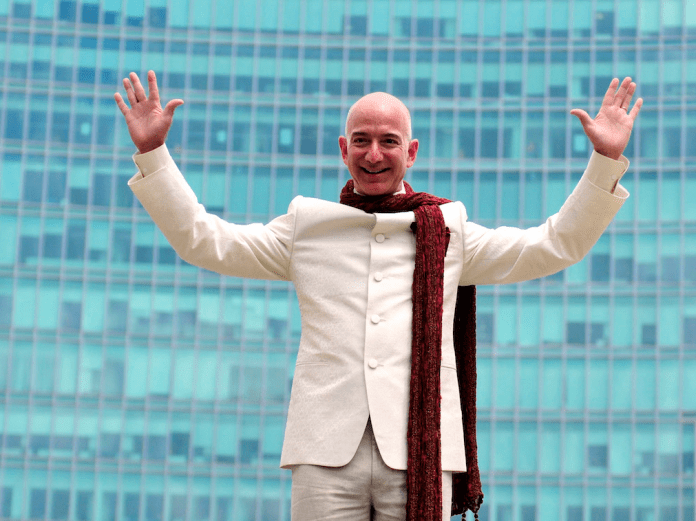 Jeff Bezos just sold about .8 billion worth of stock. Here's how the world's richest person makes and spends his billions.