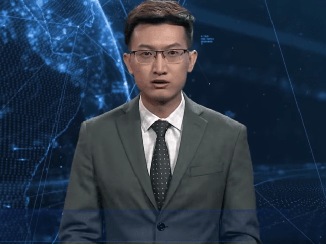 Xinhua AI anchor