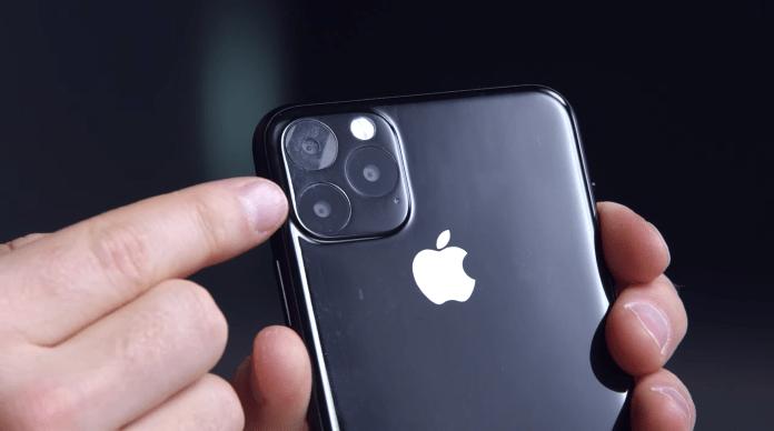 iphone 11 dummy model