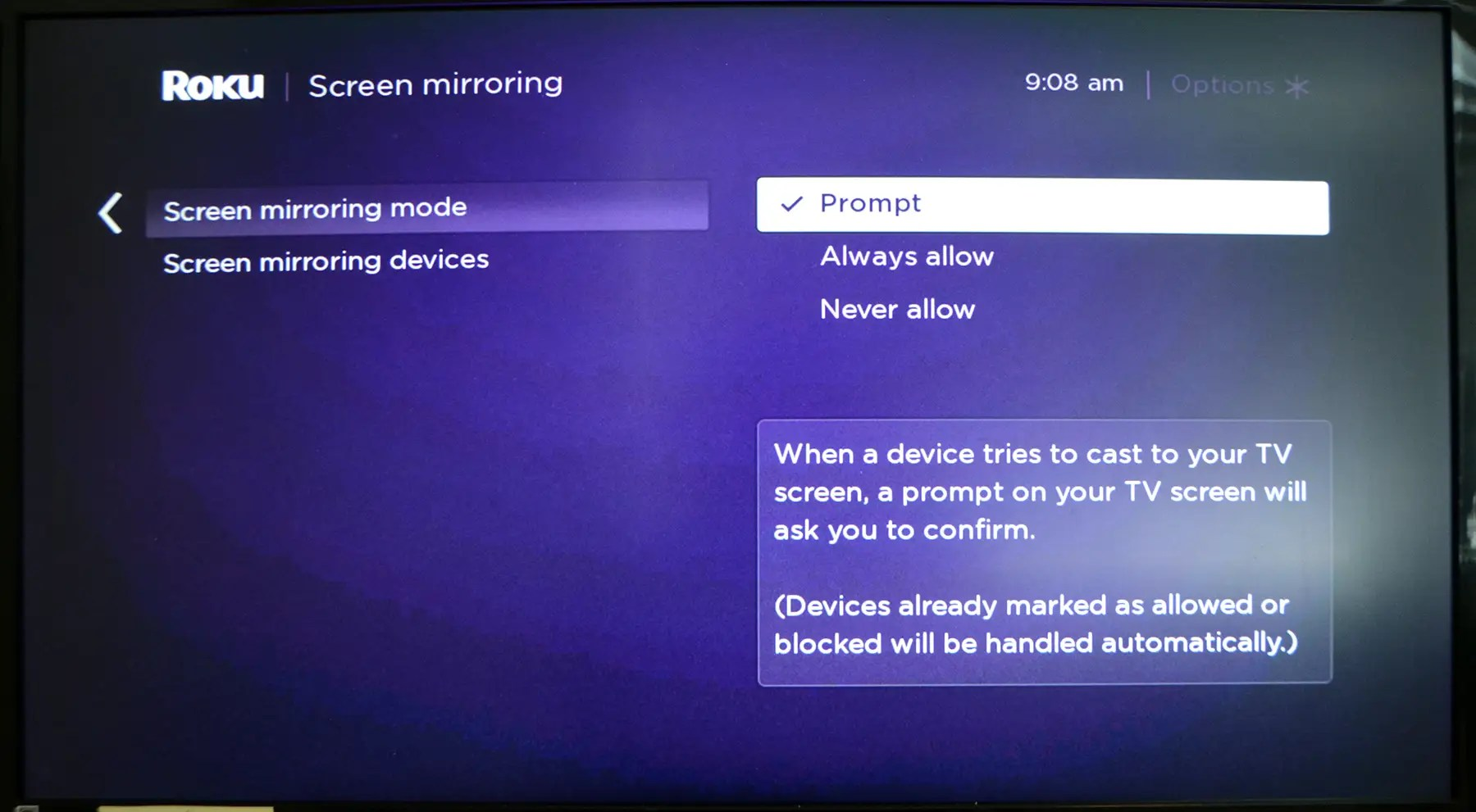 How to mirror your iPhone to a Roku device using the Roku mobile app