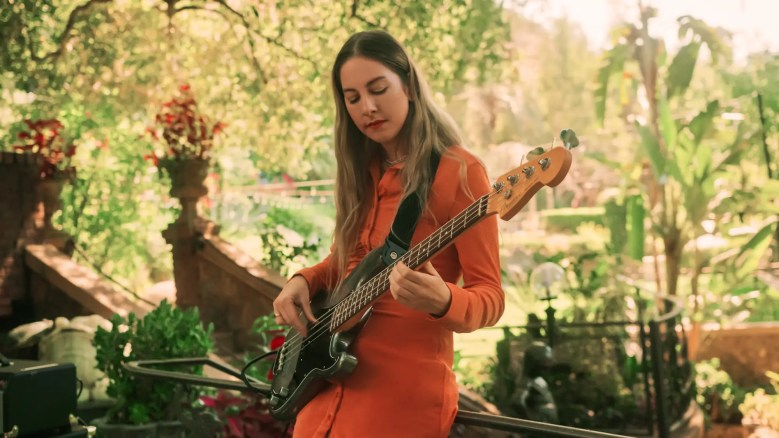 Fender American Pro II Bass Este Haim