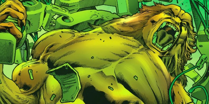 Immortal Hulk Sasquatch Al Ewing Marvel