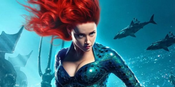 Aquaman Star Amber Heard Defends Posting Nude Photo on Social Media