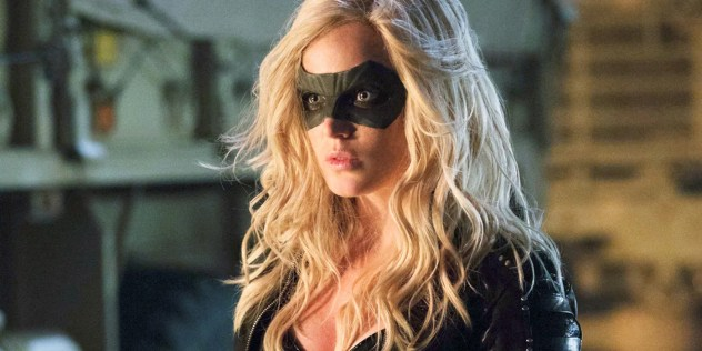 Jacqueline Macinnes Wood played Black Canary in Arrow. After Jacqueline left,the role went to Caity Lotz.