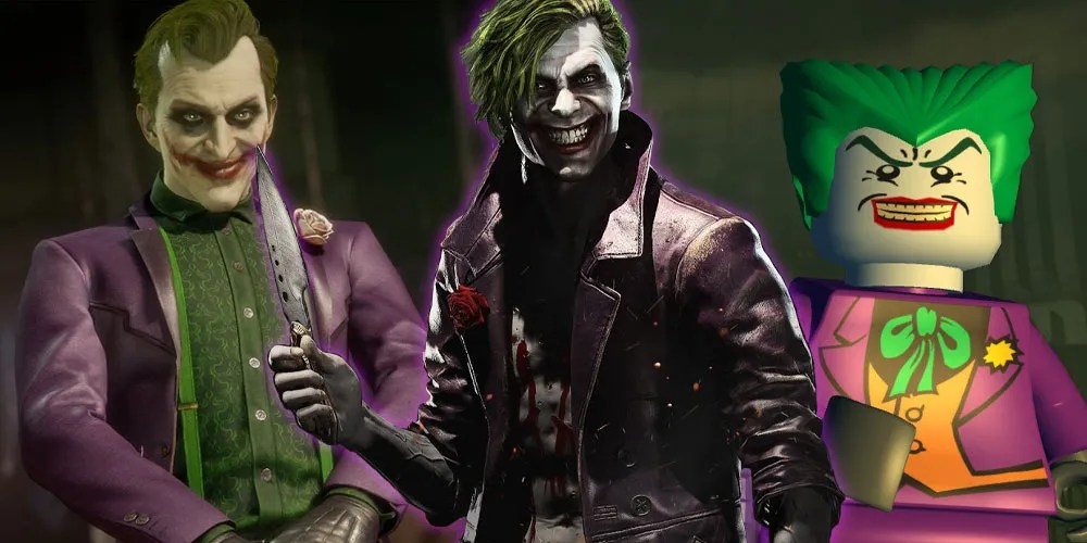 The history of the Joker in video games
